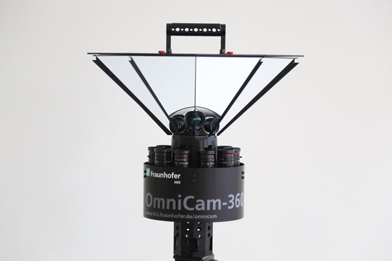 OmniCam-360  New Generation